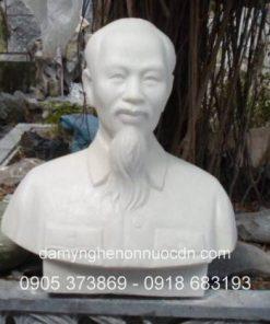 Tượng chân dung bằng đá