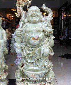 Tượng Phật Di Lặc đá Pakistan phong thủy