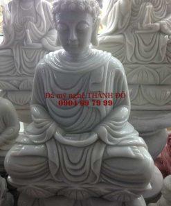 Tượng Phật Thích Ca đá cẩm thạch