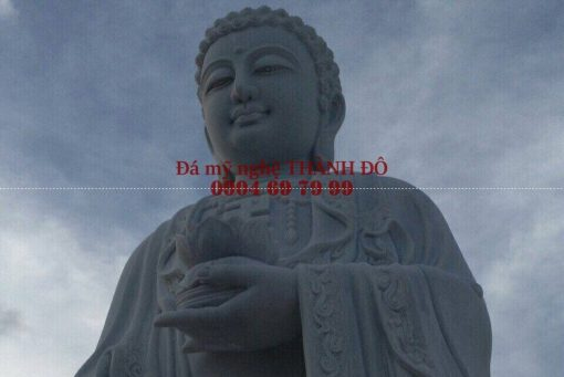 Tượng Phật A Di Đà bằng đá