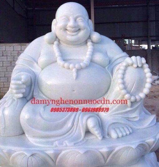 Tượng Phật Di Lặc đá tự nhiên