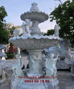 Đài Phun nước bằng đá