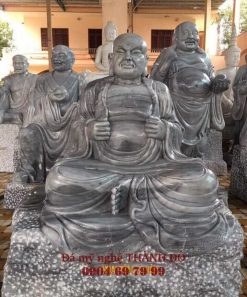 Tượng La Hán Khai Tâm