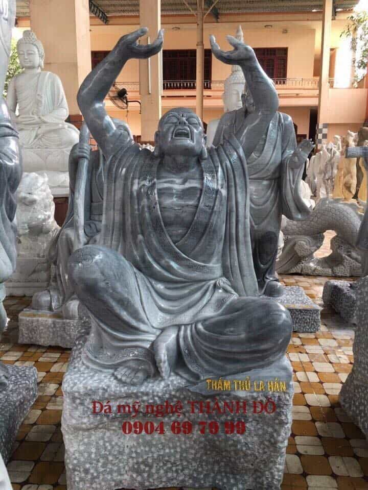 Tượng La Hán Thám Thủ