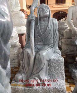 Tượng La Hán Trường Mi