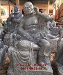 Tượng La Hán Khoái Nhĩ