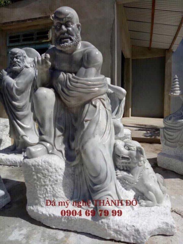 Tượng La Hán Tiểu Sư