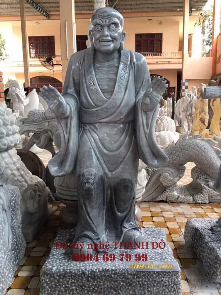 Tượng La Hán Khánh Hỷ