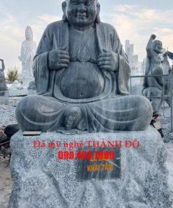 Thập Bát La Hán - La Hán Khai Tâm