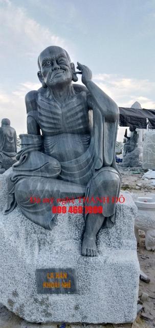 Thập Bát La Hán - La Hán Khoái Nhĩ