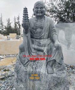 Thập Bát La Hán - La Hán Thác Tháp