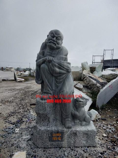 Thập Bát La Hán - La Hán Tiếu Sư