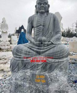 Thập Bát La Hán - La Hán Tĩnh Tọa