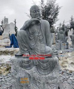 Thập Bát La Hán - La Hán Trầm Tư