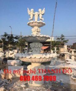 Đài phun nước nghệ thuật 3.5m