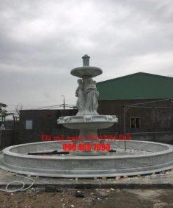 Đài phun nước nghệ thuật đá tự nhiên