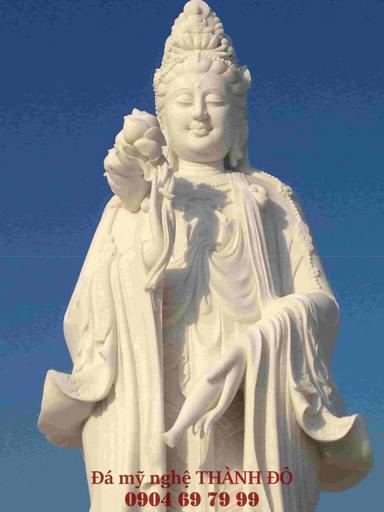 tượng Đại Thế Chí Bồ Tát