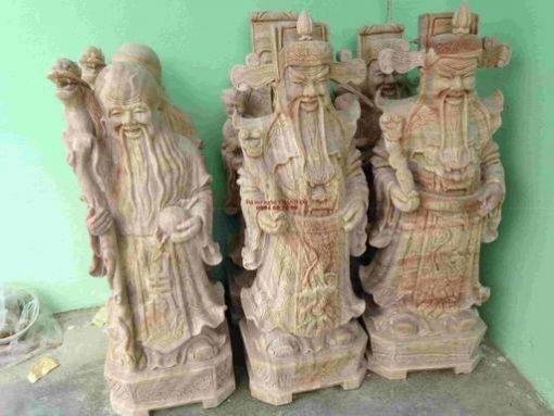 tượng Tam Đa Phúc Lộc Thọ