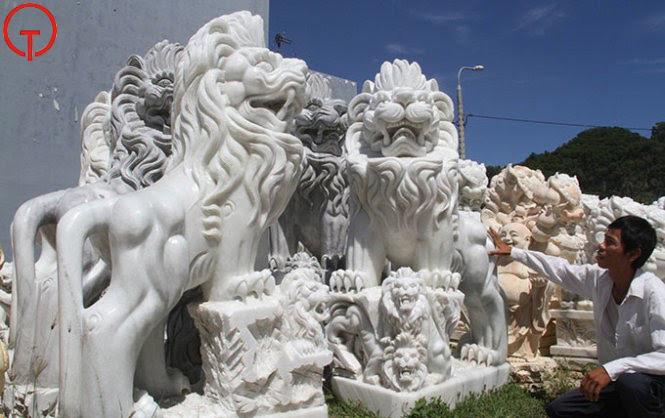 Đá mỹ nghệ Non Nước Đà Nẵng