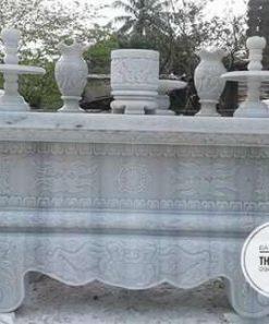 Bàn thờ Phật Quan Âm ngoài trời