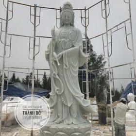Tượng Phật Quan Âm đẹp