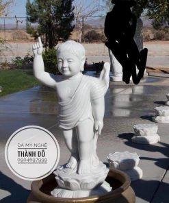 Tượng Phật Thích Ca Đản Sanh
