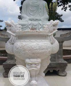 Tượng Phật Thích Ca được thờ cúng tại chùa