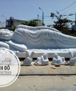 Tượng Phật Thích Ca nhập Niết Bàn