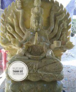 Tượng Phật bà nghìn tay ngồi