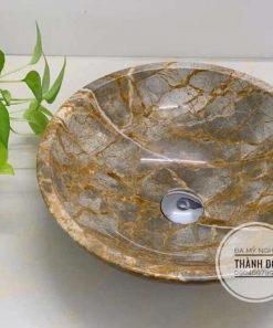 Bồn rửa mặt đá