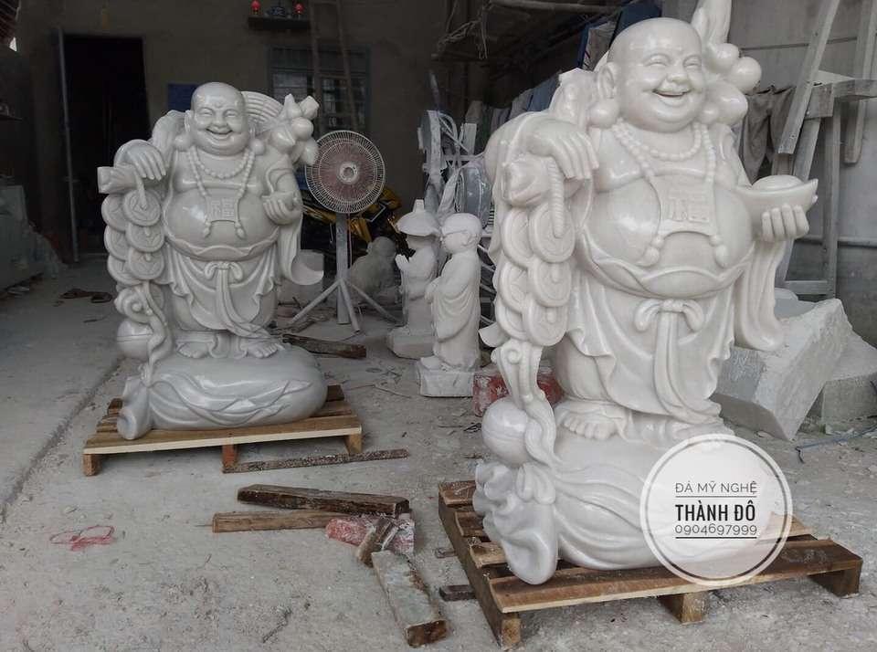 Nên thỉnh tượng Phật Di Lặc tại cơ sở tạc tượng uy tín