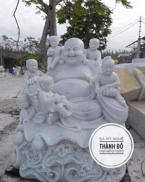 Tượng Phật Di Lặc lục tặc