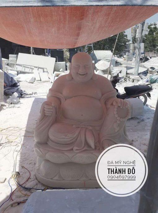 Tượng Phật Di Lặc ngồi 1.5m