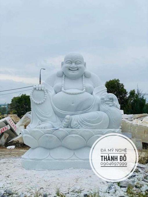 Tượng Phật Di Lặc ngồi 2m