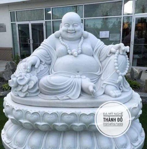 Tượng Phật Di Lặc ngồi