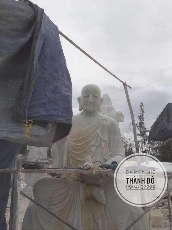 Tượng Phật Địa Tạng ngồi 3m
