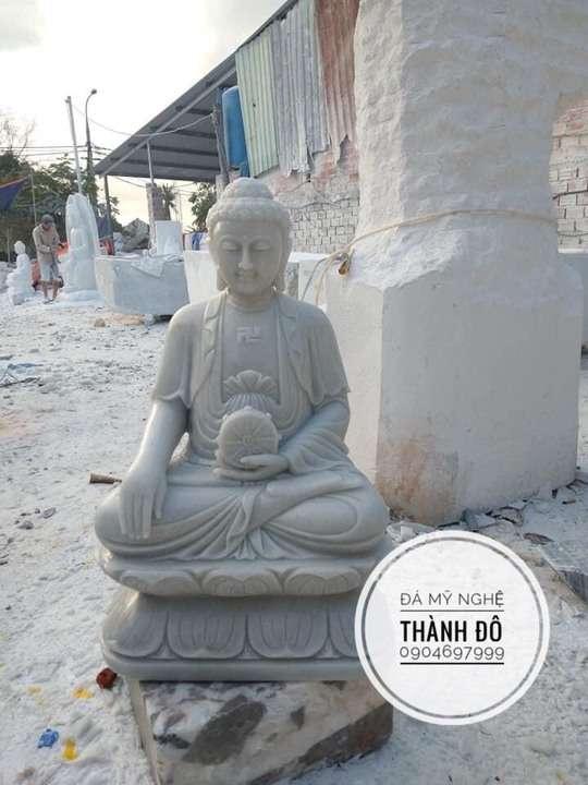 HÌnh Phật A Di Đà ngồi