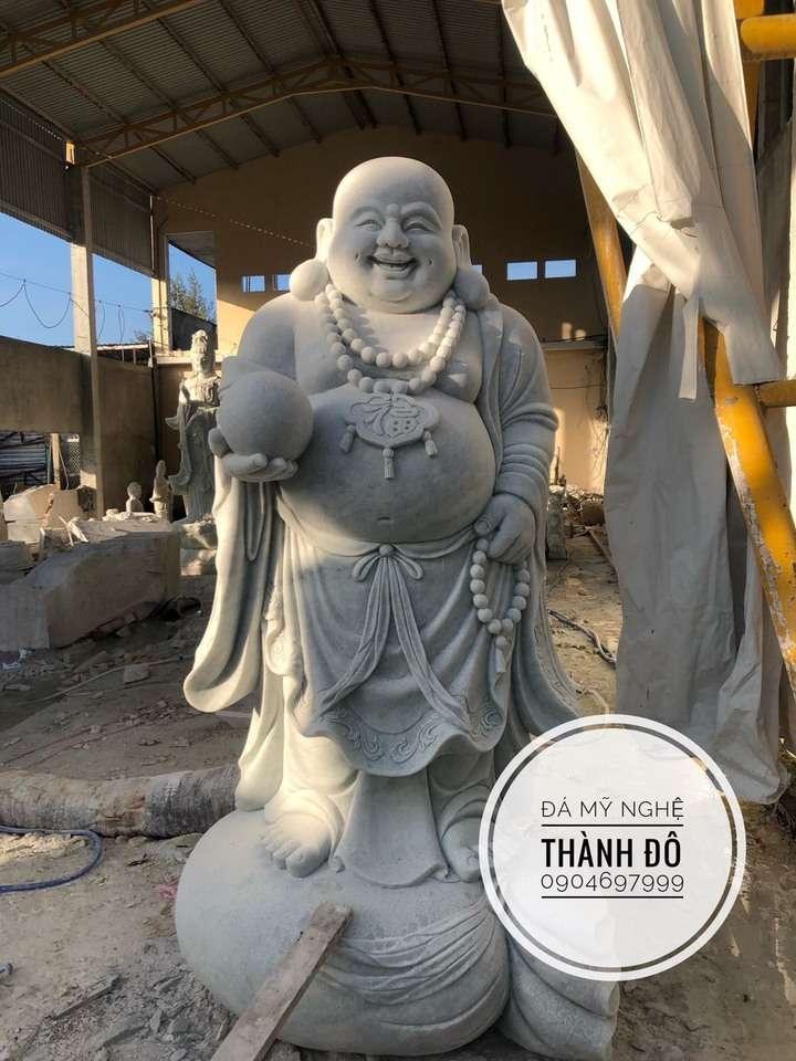 Ảnh tượng Phật Đẹp - Phật Di Lặc đứng