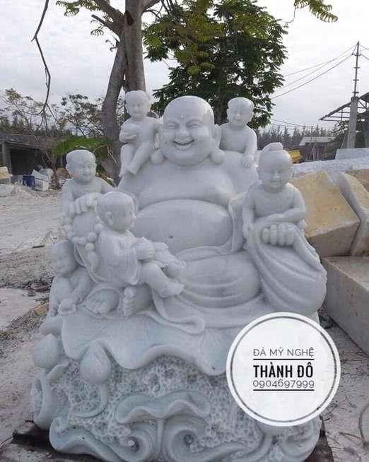 Hình ảnh Phật đẹp - Phật Di Lặc Lục Tặc