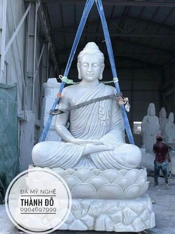Tượng Phật Thích Ca Mâu Ni đẹp nhất