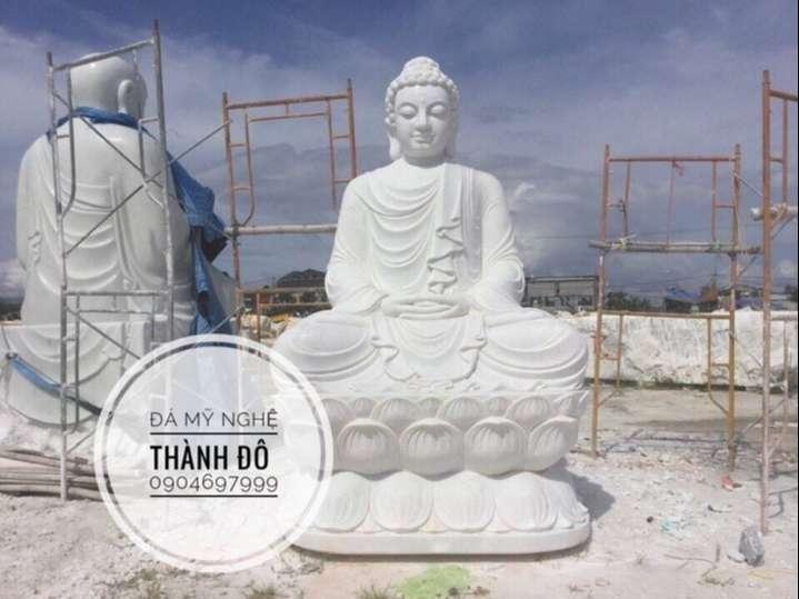 Tượng Phật Thích Ca ngồi đẹp