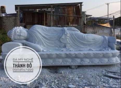 Tượng Phật nằm hay còn gọi là tượng Phật Nhập Niết Bàn
