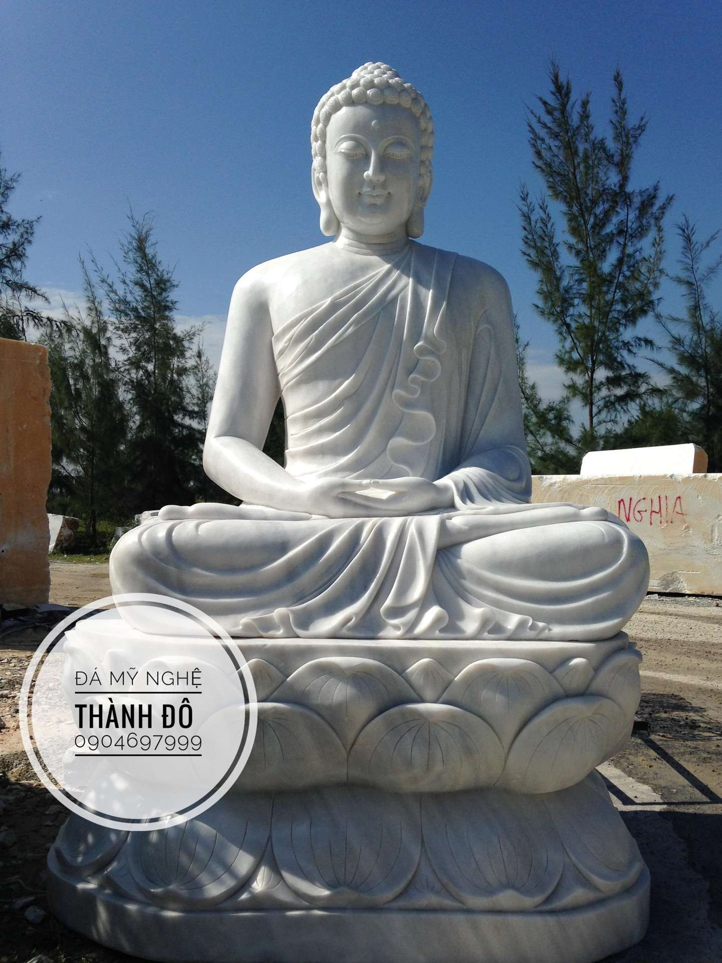 tuong phat thich ca thanh do