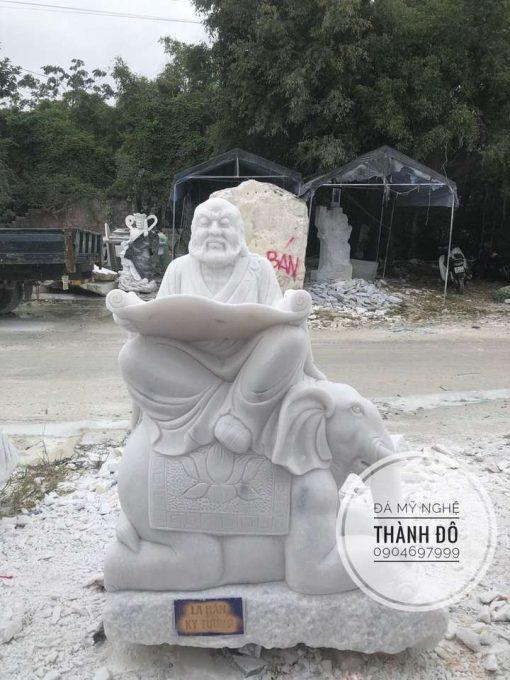 Bộ tượng 18 vị La Hán 1.5m