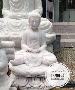 Tượng Phật A Di Đà 80cm