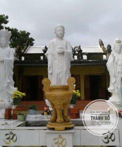 Tượng Phật A Di Đà đá Non Nước