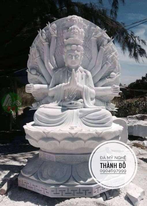 Tượng Phật bà nghìn tay nghìn mắt