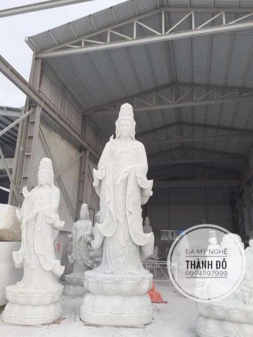 Tượng Phật bà Quan Âm 4m