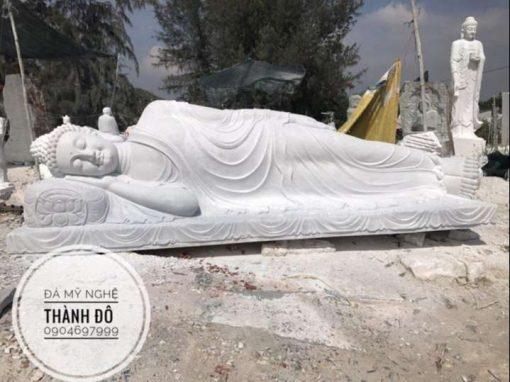 Tượng Phật nằm 6m
