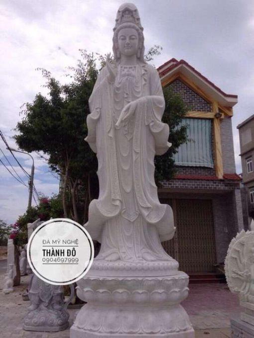 Tượng Phật Quan Âm 7m
